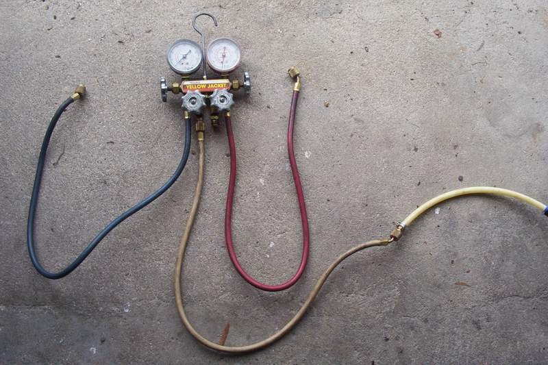 tuyau pour compresseur